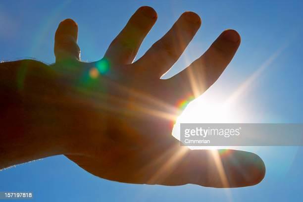 Reaching the sun