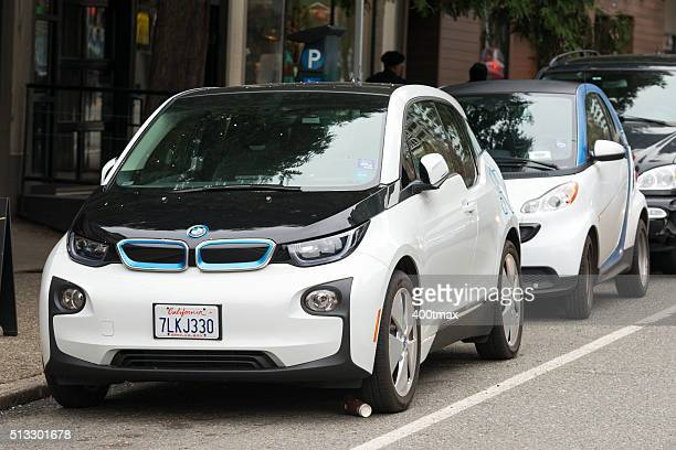 BMW ReachNow Car Sharing
