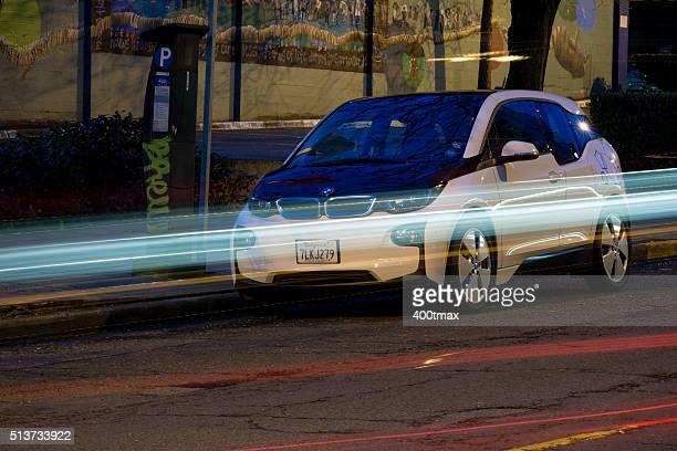 BMW ReachNow Carsharing