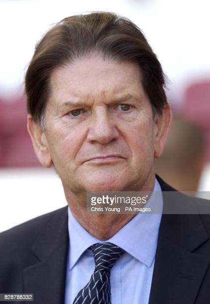 Reading Chairman John Madejski remains impassive to the occasion as West Ham United and Reading clash at Upton Park London West Ham have been accused...