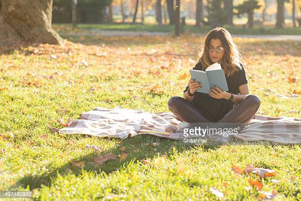 Reading In The Great Outdoors