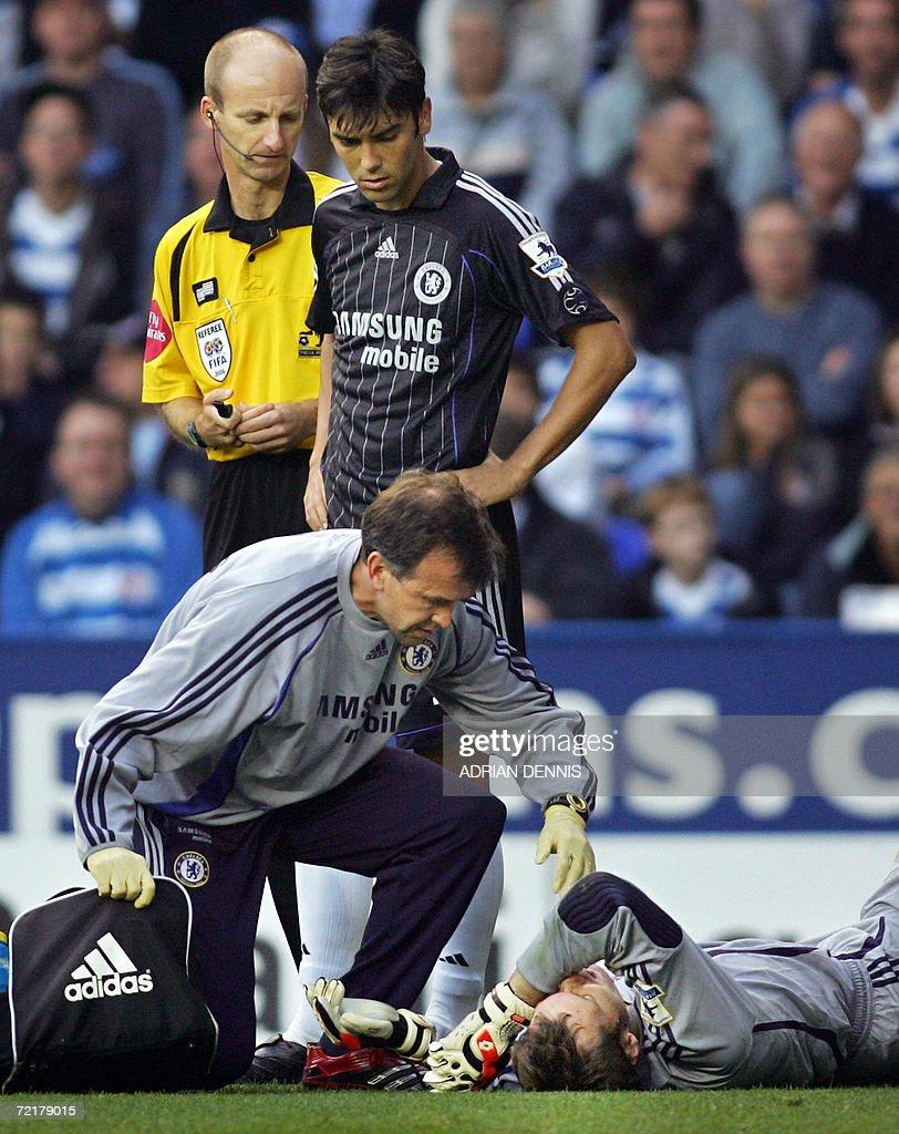 FILES Chelsea s goalkeeper Petr Cech