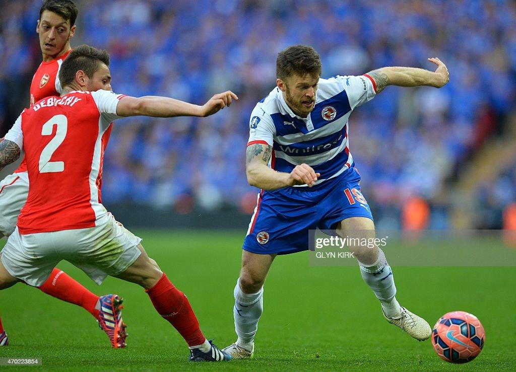 Arsenal v Reading - FA Cup Semi-Final