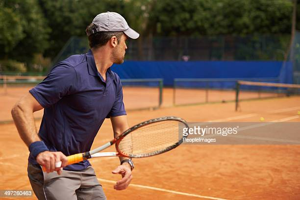 Ready for any clay court challenge