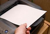 ready printer sheet