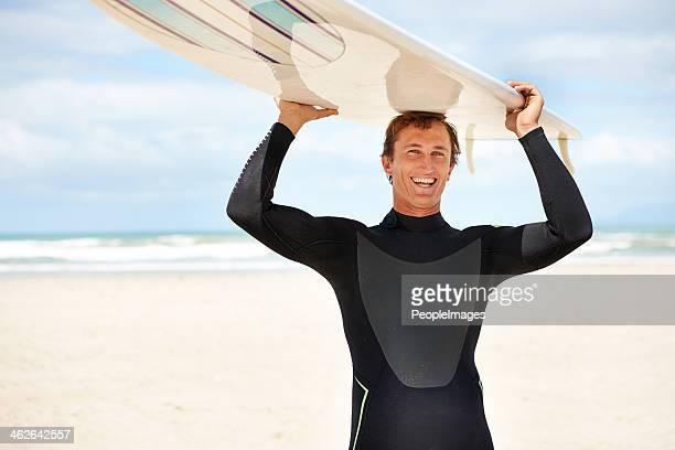 サーフィンにぴったり!