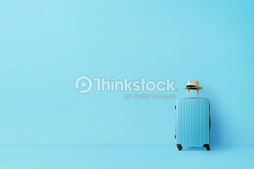 Ready to travel concept : Stock Photo