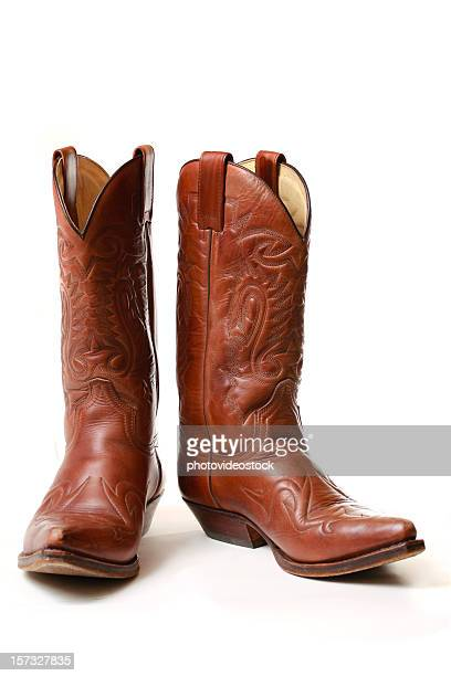 Real american cowboy boots