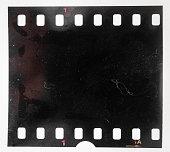 real 35mm film material