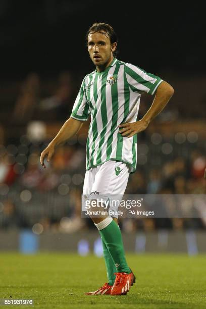 Real Betis' Joan Verdu