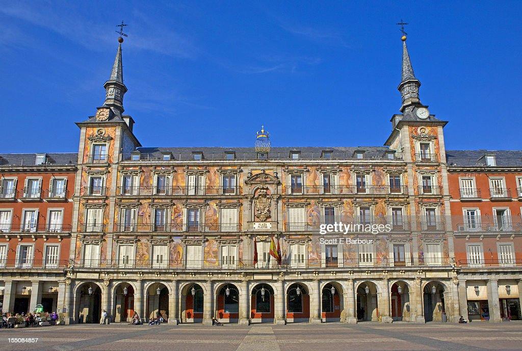 Real Casa de la Panaderia(Royal Bakery)Plaza Mayor