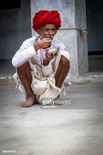 Real Character from Rural India
