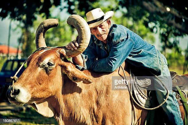 Real キューバの農家