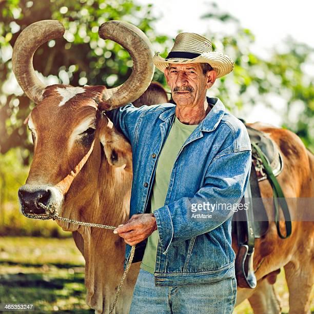 Real Cuban farmer