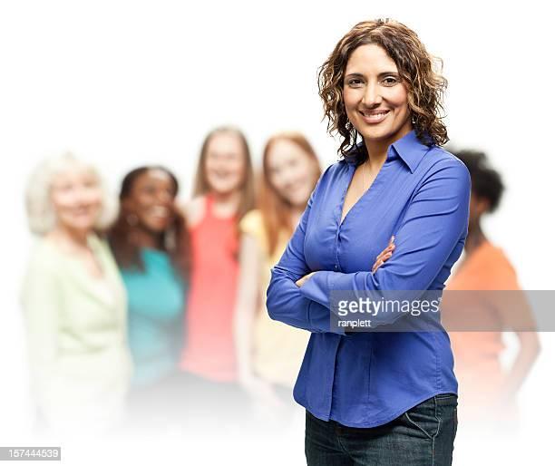 Real Diverse Beautiful Women