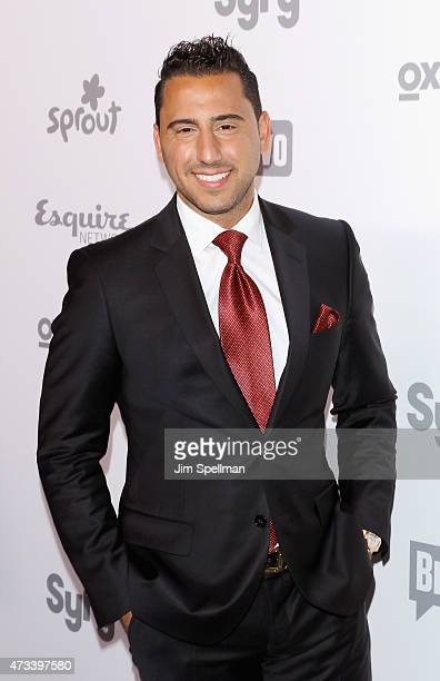 Real estate agent Josh Altman attends the 2015 NBCUniversal Cable Entertainment Upfront at The Jacob K Javits Convention Center on May 14 2015 in New...