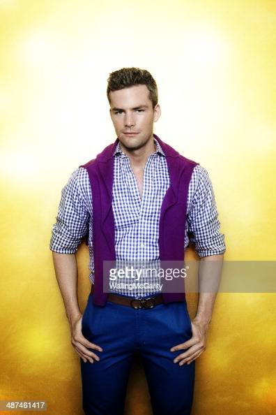Real Estate broker Ryan Serhant is photographed for Social Life on September 11 in New York City