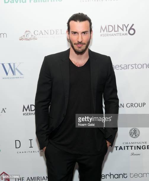 Real estate broker Steve Gold attends Ryan Serhant Hosts 'Million Dollar Listing New York' Season 6 New York Premiere at Marquee on May 24 2017 in...