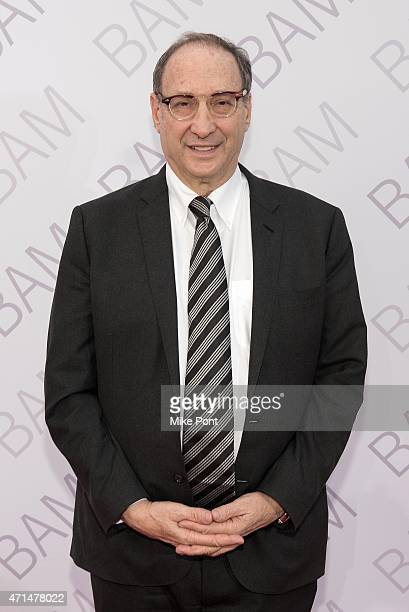 Real Estate Developer Bruce Ratner attends the 2015 Karen Gala at the Duggal Greenhouse on April 28 2015 in New York City