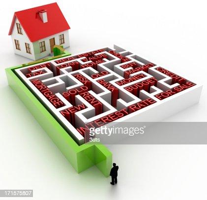 Real Estate labyrinth