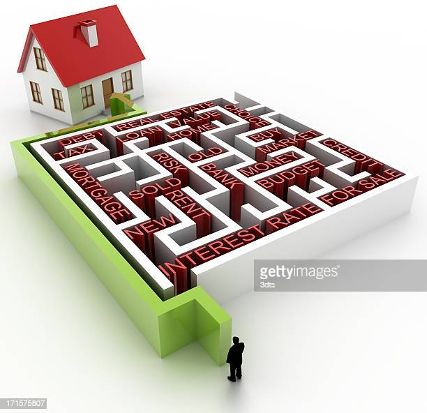 Real Estate labyrinth