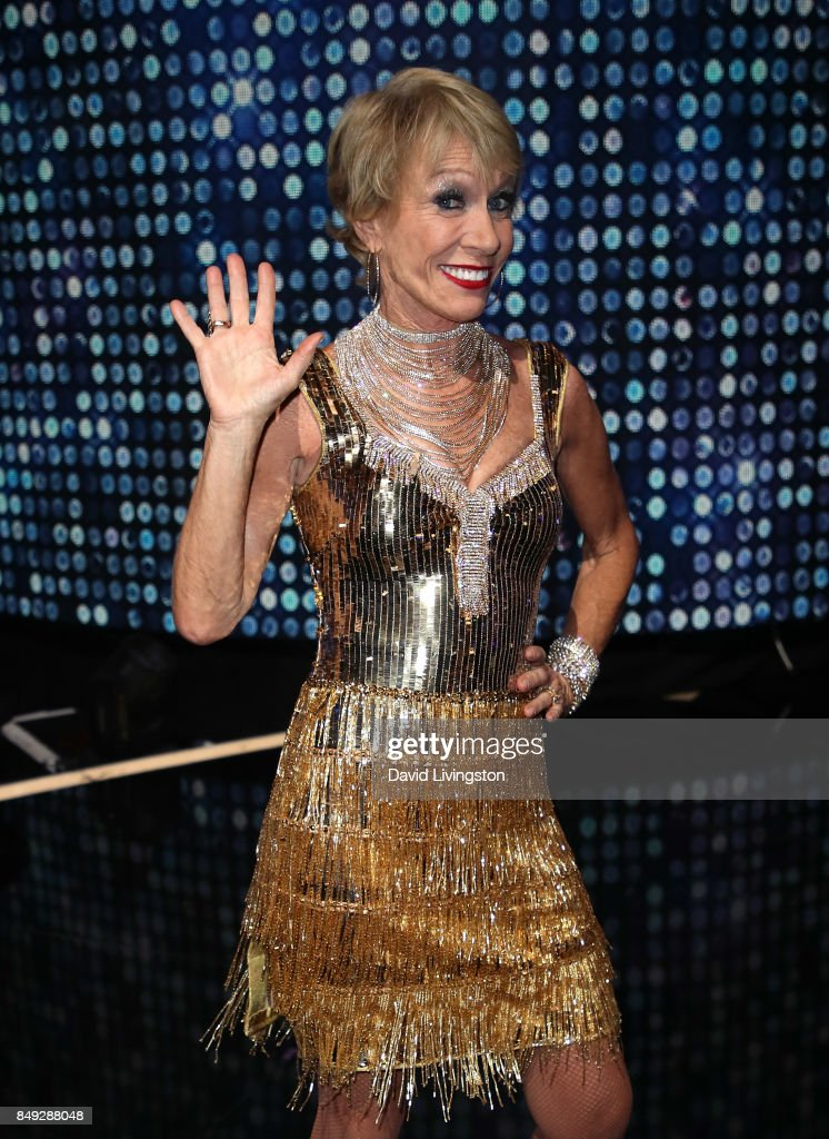 Real estate mogul and 'Shark Tank' panelist Barbara Corcoran attends 'Dancing with the Stars' season 25 at CBS Televison City on September 18, 2017 in Los Angeles, California.