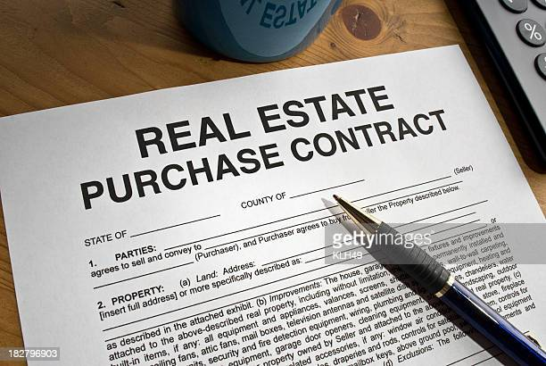 Real Estate Purchase Document