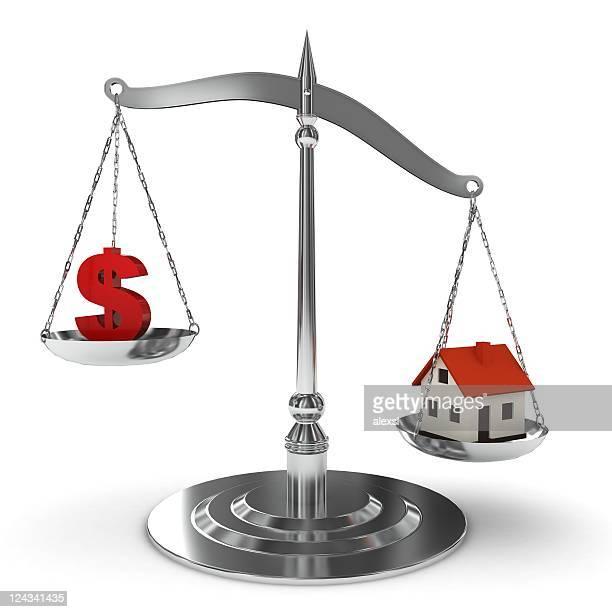 Échelle immobilier