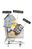 Real Estate Shopping Selling and Buying of Distressed Property