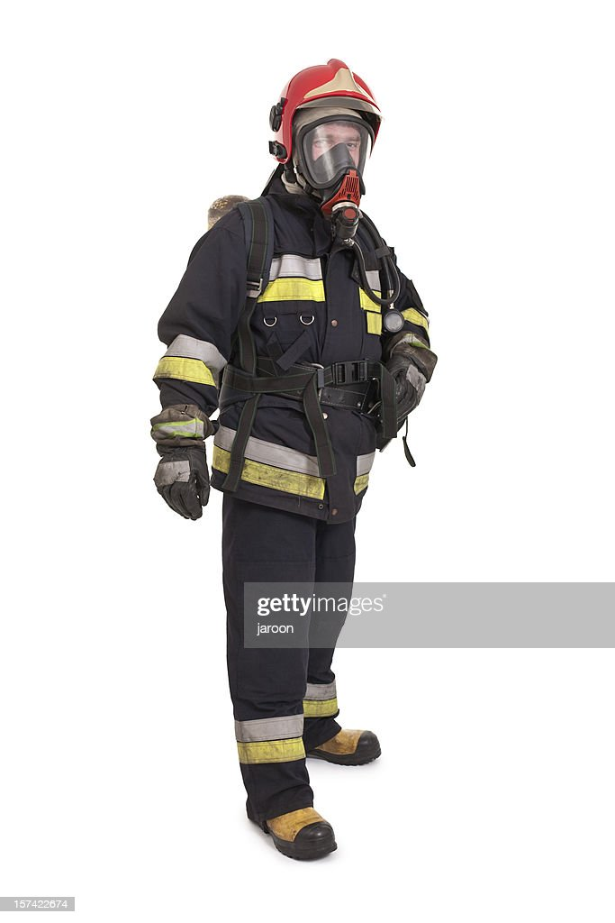 real firefighter