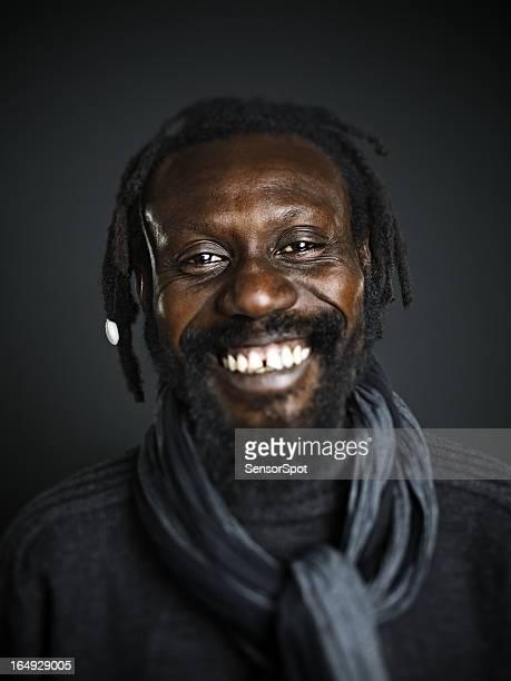 Real glücklicher Mann