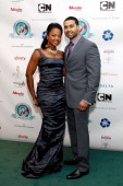 Real Housewives of Atlanta cast member Phaedra Parks and her husband Apollo Nida attend the Captain Planet Foundation Annual benefit gala at the...