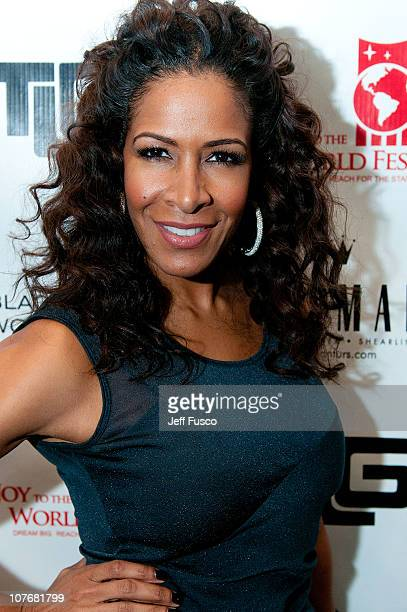 Real Housewives of Atlanta star Sheree Whitfield attends the 2010 Joy to the World Fest on December 18 2010 in Philadelphia Pennsylvania