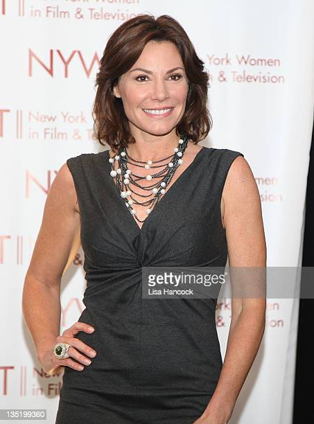 'Real Housewives of New York City' star Countess LuAnn de Lesseps attends the New York Women In Film Television 31st Annual Muse Awards at the New...