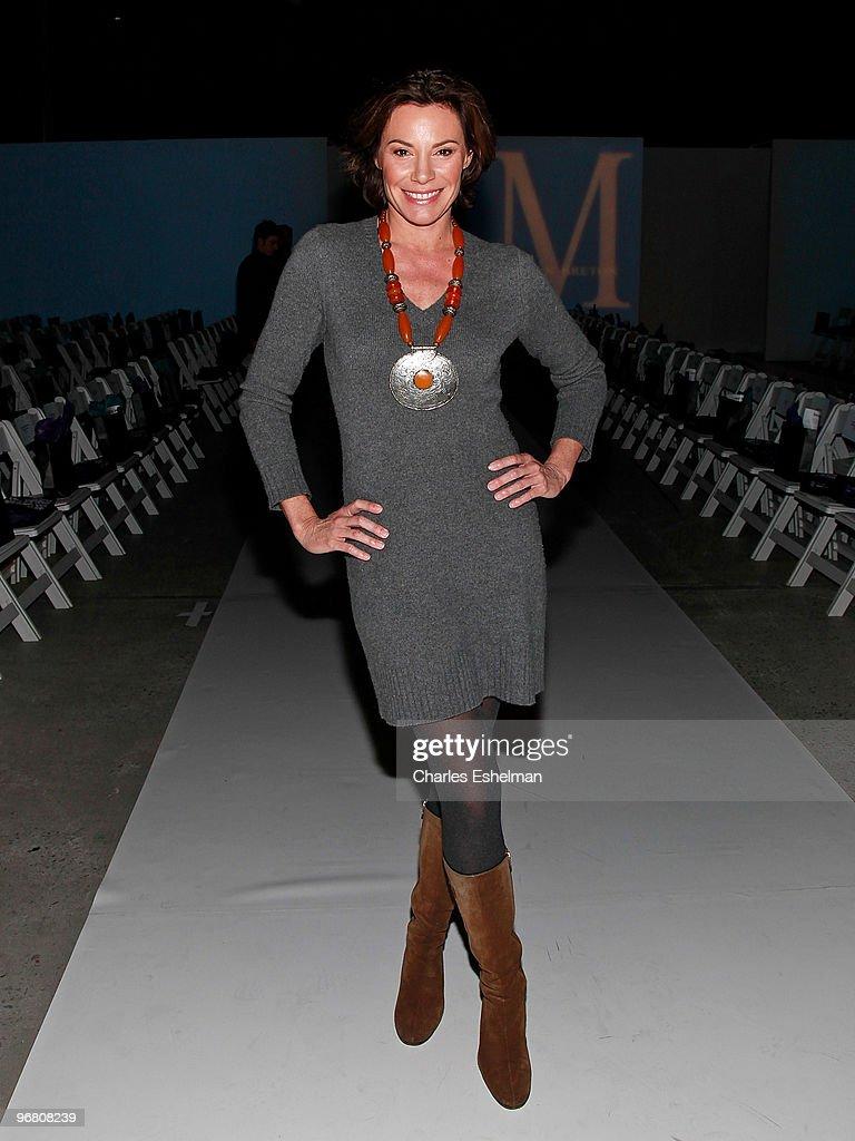 Mercedes-Benz Fashion Week Fall 2010 - Malan Breton