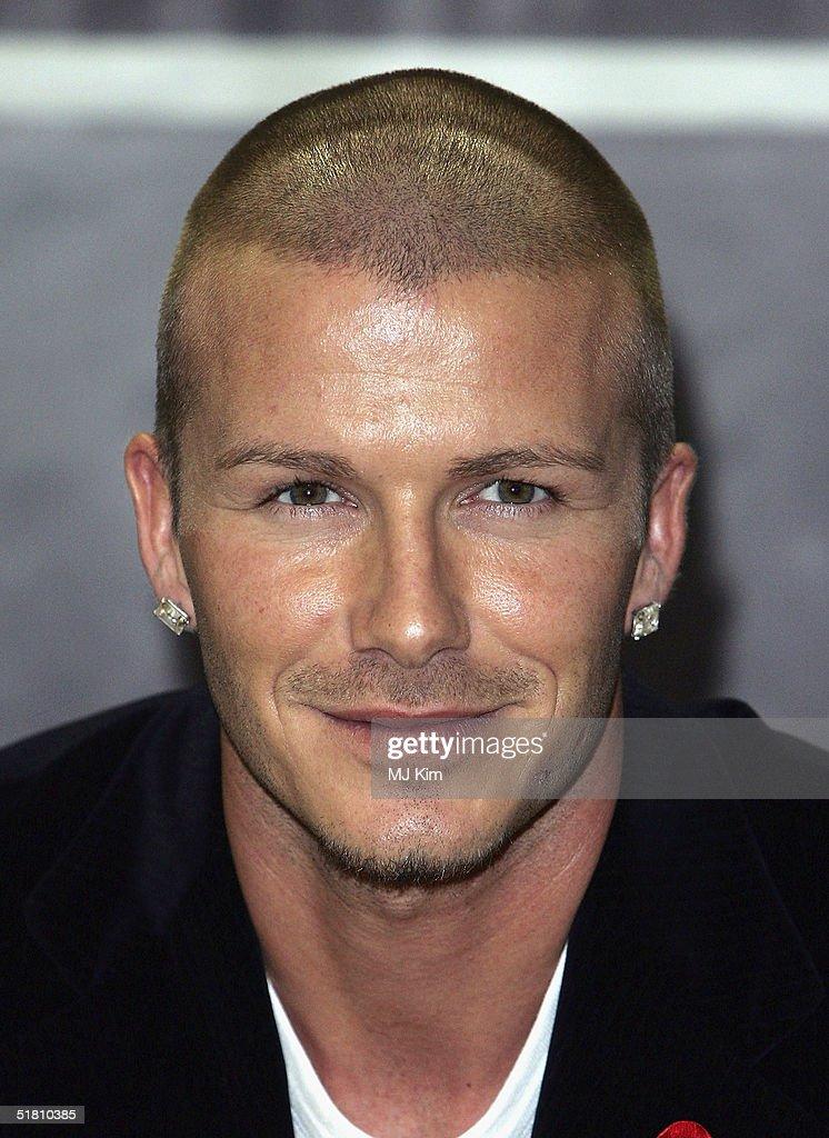 David Beckham 2004