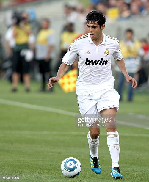 Real Madrid player Kaka during the Herbalife World Football Challenge Friendly match between LA Galaxy and Real Madrid Real Madrid won the match with...