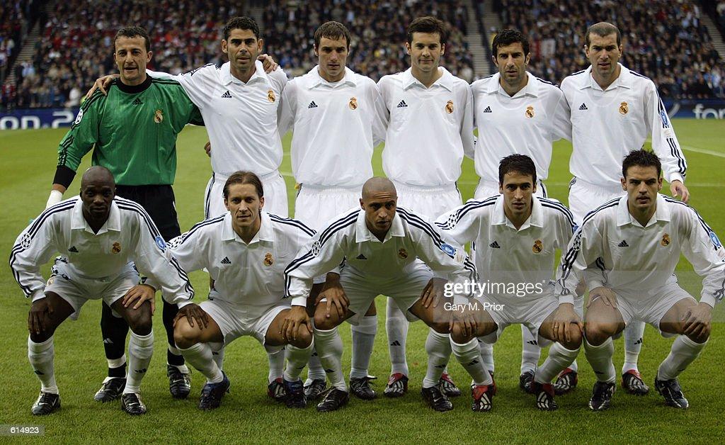 Champions League Finale 2002