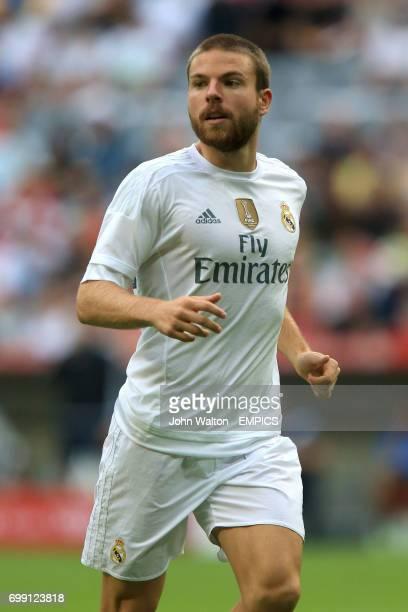 Real Madrid's Asier Illarramendi
