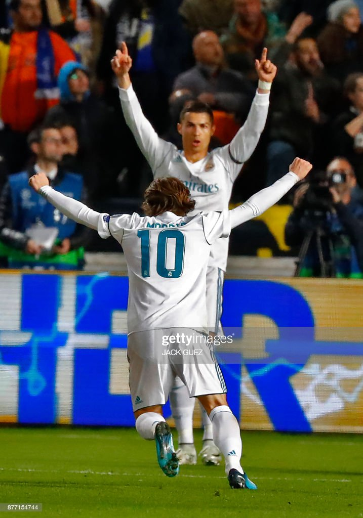APOEL Nikosia v Real Madrid - UEFA Champions League
