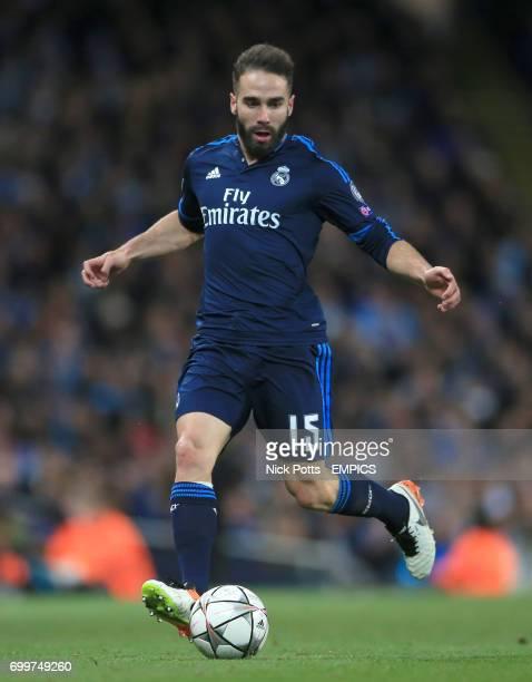 Real Madrid's Dani Carvajal