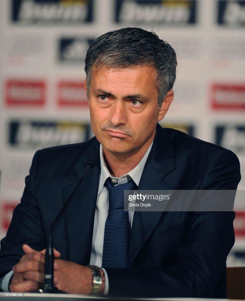 jose mourinho coaching style