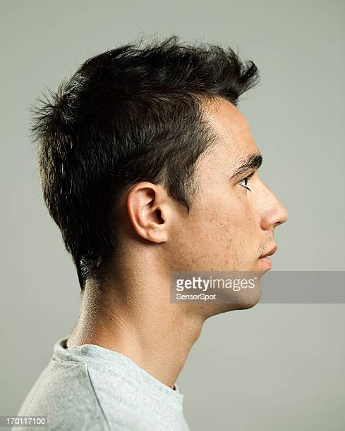Real man profile