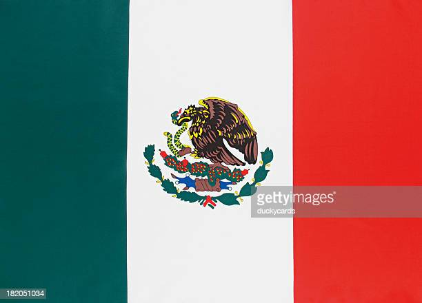 Real Mexico Flag
