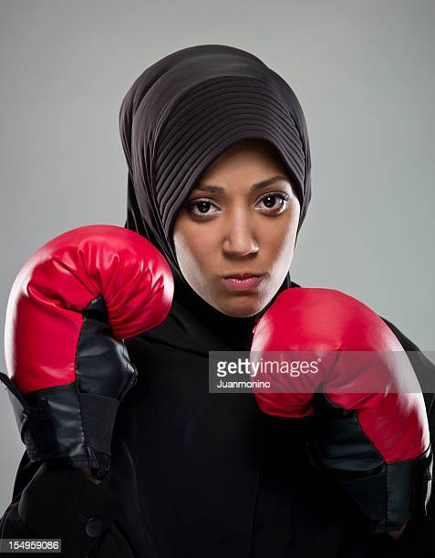 Real People: Dangerous Muslim Young Woman