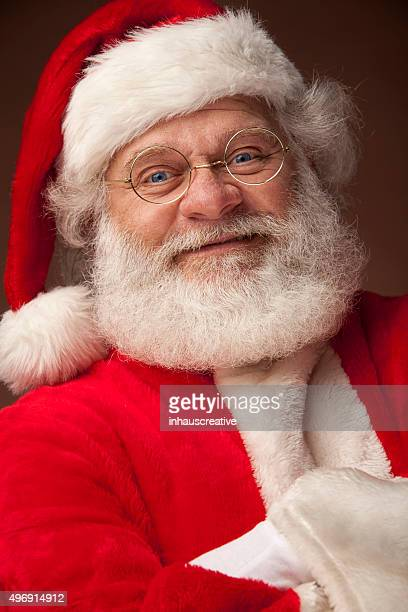 Portrait de Real Santa Claus