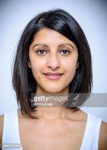 真の女性-Indian Ethnicity (インド人)