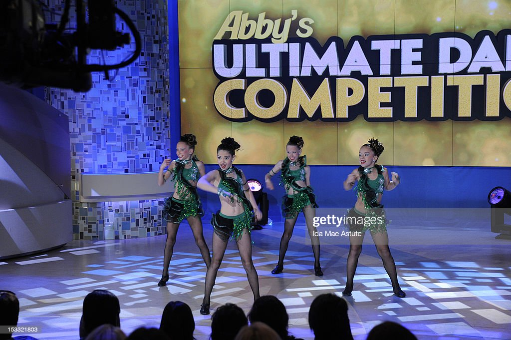 KATIE - Reality shows are discussed on KATIE, 10/3/12, distributed by Disney-ABC Domestic Television. Children from Studio L Dance in Waldwick NJ perform. (Photo by Ida Mae Astute/Disney-ABC via Getty Images) DANCERS