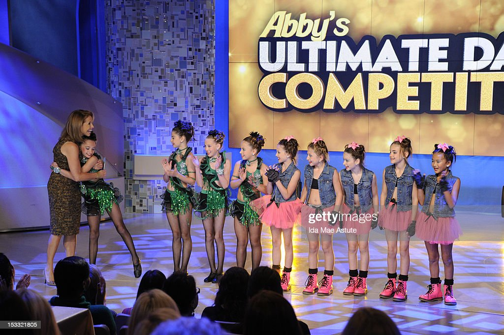 KATIE - Reality shows are discussed on KATIE, 10/3/12, distributed by Disney-ABC Domestic Television. Children from Studio L Dance in Waldwick NJ perform. (Photo by Ida Mae Astute/Disney-ABC via Getty Images) KATIE