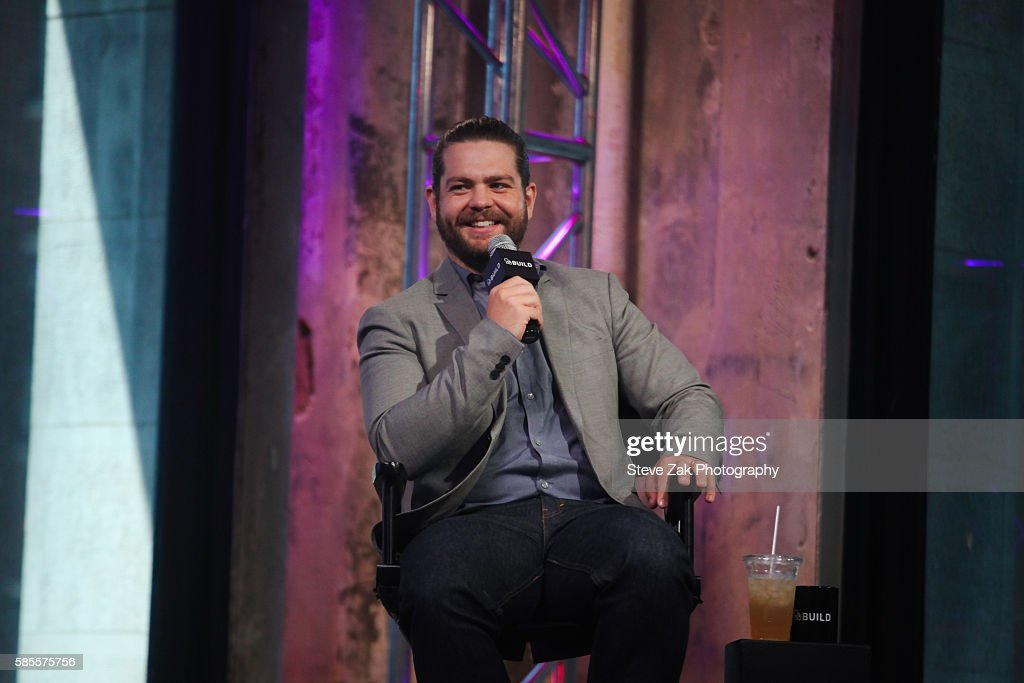 Reality star Jack Osbourne attends AOL Build Speaker Series: 'Ozzy & Jack's World Detour' at AOL HQ on August 3, 2016 in New York City.